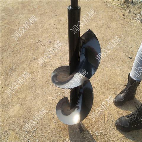 二沖程挖坑機 汽油機形式打坑機 鑽孔園林機