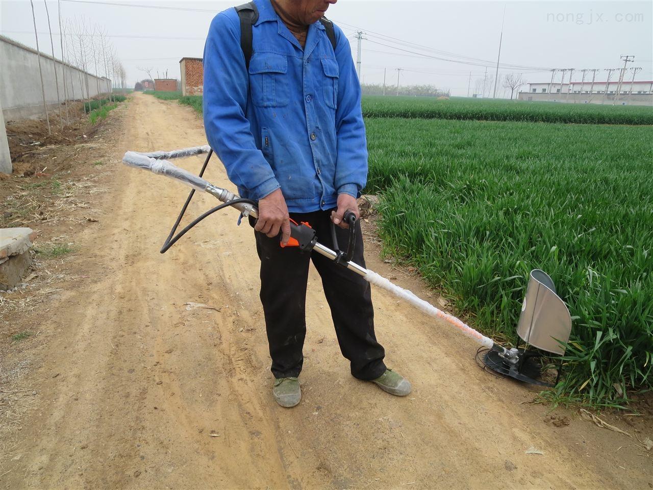 斜跨式割草机 旋耕松土机价格 矮菜棚开沟机