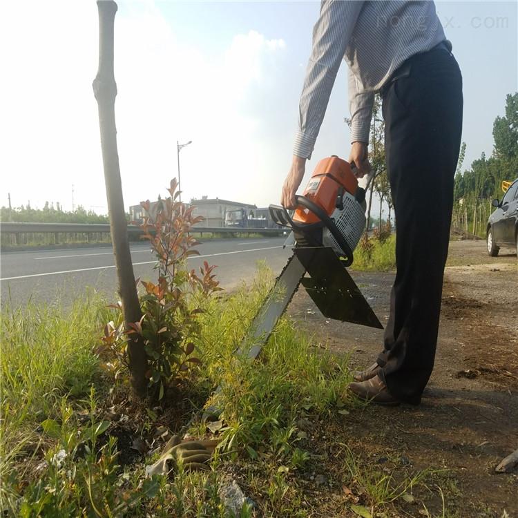 轻便带土球树木移栽机 多功能挖树机