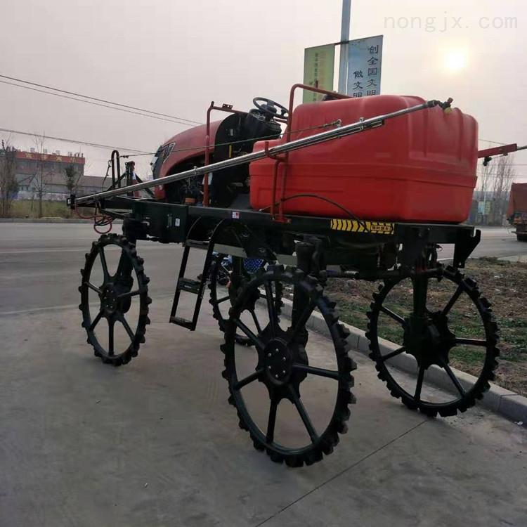 農用自走式噴藥機 四輪打藥機出售價格