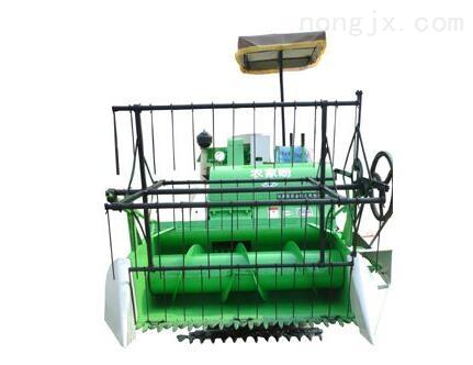 自走履带式谷物联合收割机