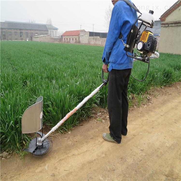 圆盘式割草机 背负式牧草收割机 收割稻谷机