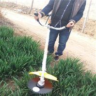 批发弯杆除草机 混合油旋耕机 手推松土机图