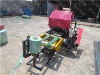 鲜牧草发酵打捆机 牧场稻草自动打包机