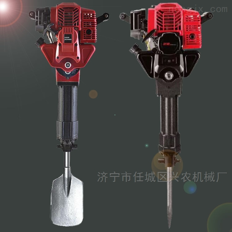 xnjx-2-植樹鉆孔機報價 新款硬質土地挖坑機