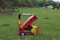便捷移动树枝粉碎机 树叶枝条破碎机