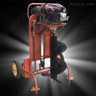 柴油汽油挖坑机
