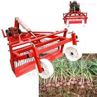 起挖蒜机生产厂家 大蒜收获机批发价格