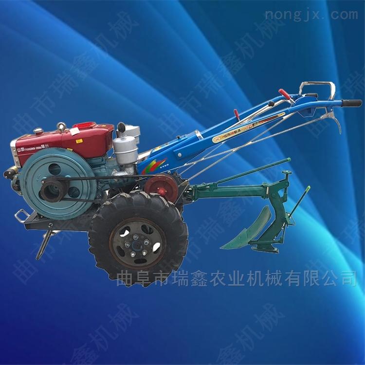 多功能柴油大马力拖拉机 手扶旋耕机