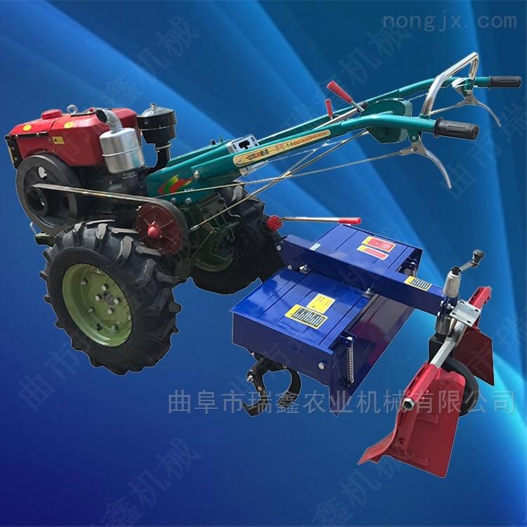 農田耕整手扶旋耕起壟機 多功能拖拉機