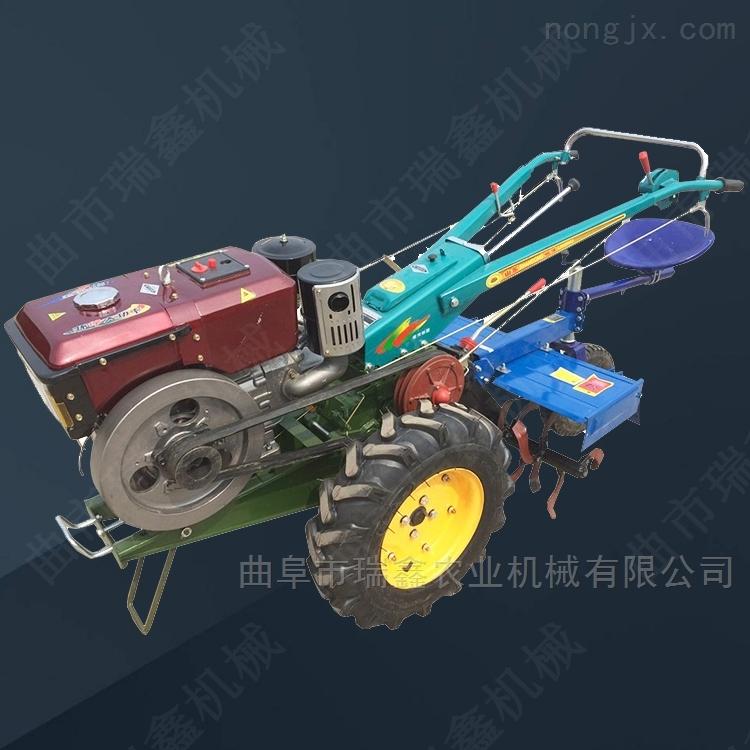 丘陵地耕田機 手扶式拖拉機