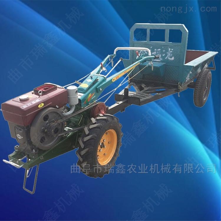 柴油大馬力手扶犁地機 多功能拖拉機