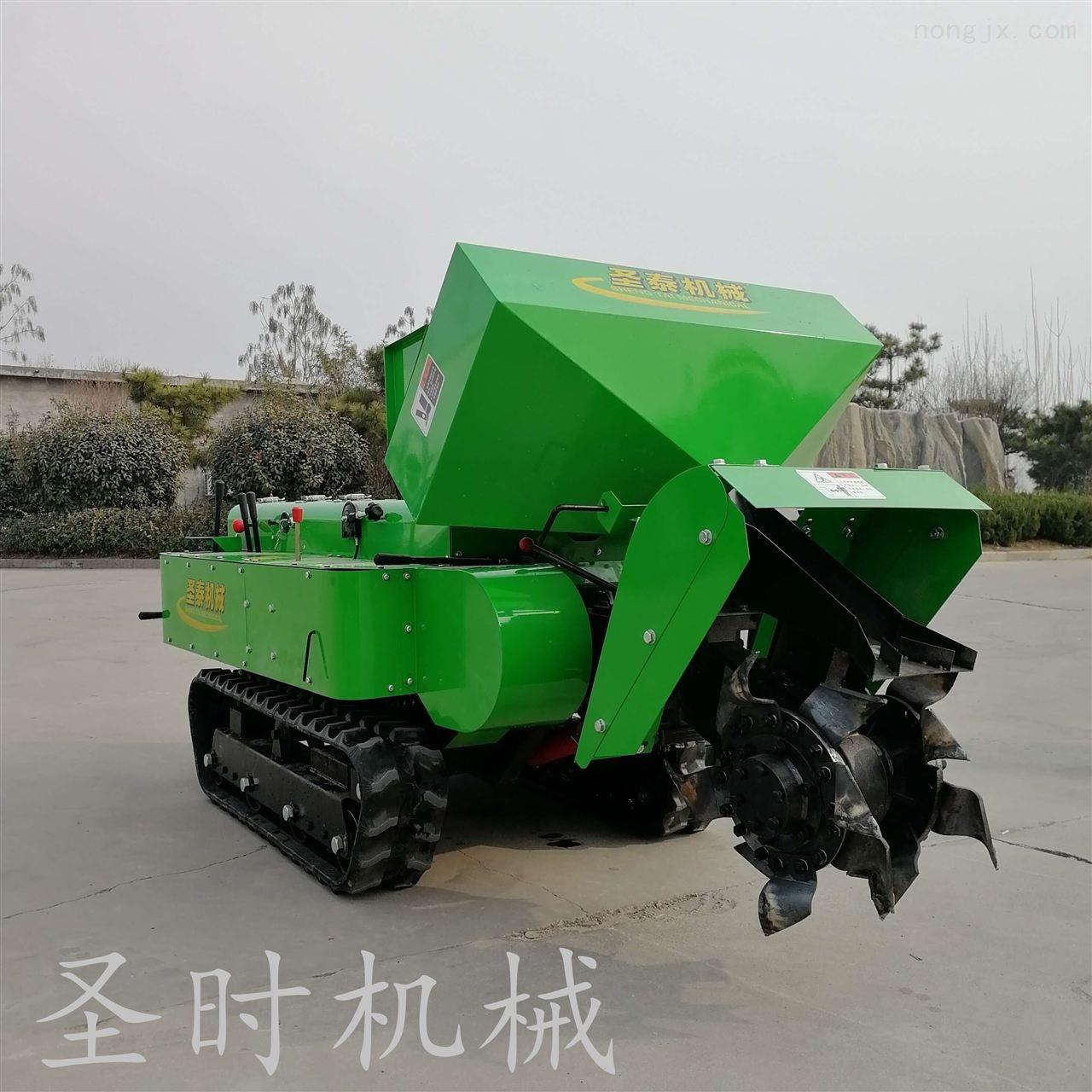 果园专用多功能小型开沟培土机