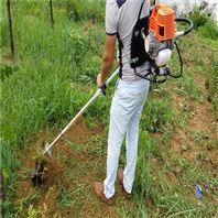 绿化苗圃除草机 圆盘割草机 旋耕开沟一体机