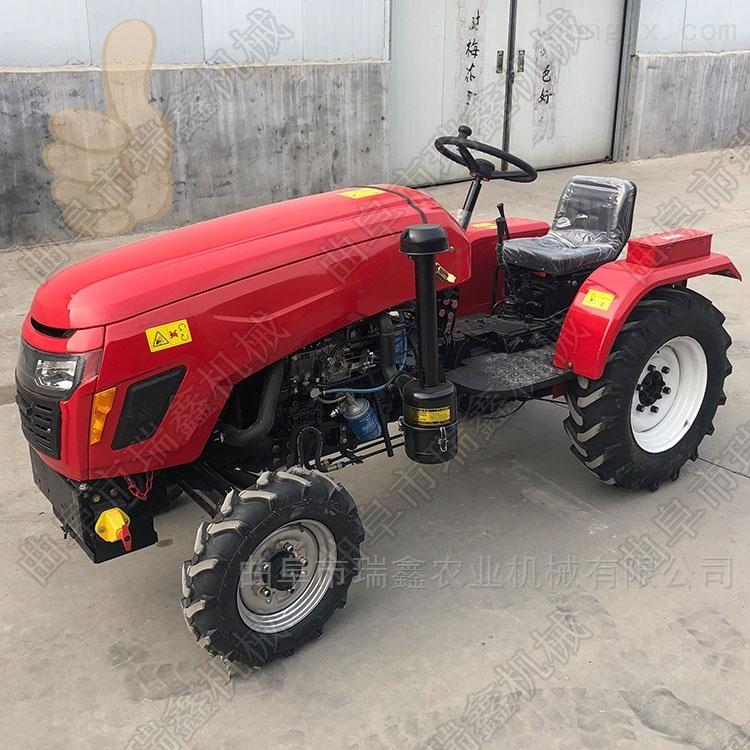 RX-SL-单缸25马力四轮拖拉机