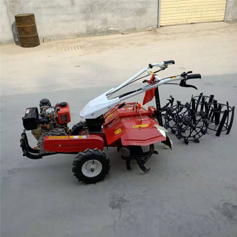 旋耕除草管理机 柴油大马力培土机