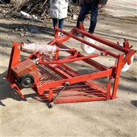 四轮前置挖蒜收获机