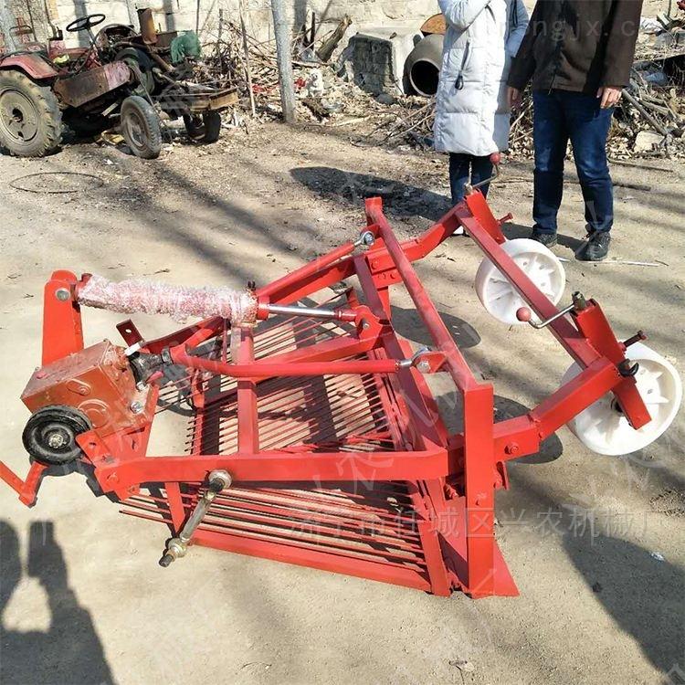 现货供应土豆收获机 手扶式大蒜挖掘机