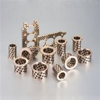 50HP高硬度特殊铜合金基固体润滑剂镶嵌轴承
