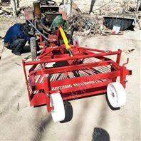 供应四轮拖拉机带的前置大蒜收获机
