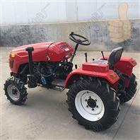 单缸四轮拖拉机 农用小型四轮旋耕机