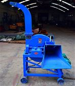 时产8吨青贮揉草机 牛羊饲料秸秆铡草机
