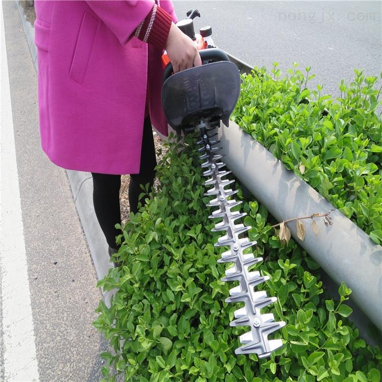 绿篱机批发价 手持单刀修枝机 园艺加剪枝机