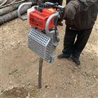 苗圃取苗机 移植断根机 果园子移树机