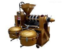 自动温控精密过滤组合榨油机