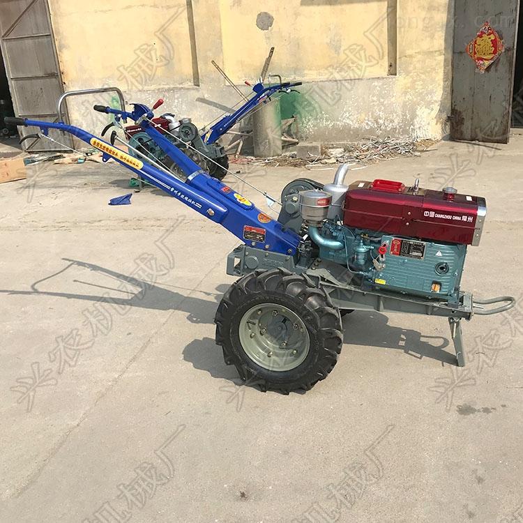 手扶式拖拉機旋耕機 開溝機