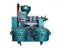 自动温控过滤组合榨油机