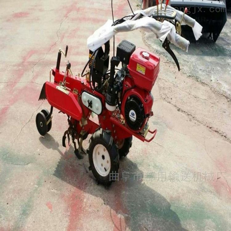 果园起垄回填机自走式施肥开沟机价格 履带