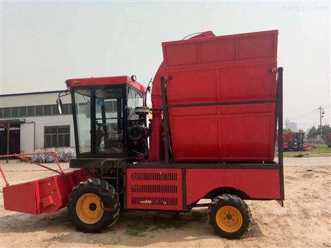 国补产品秸秆青储饲料收割机