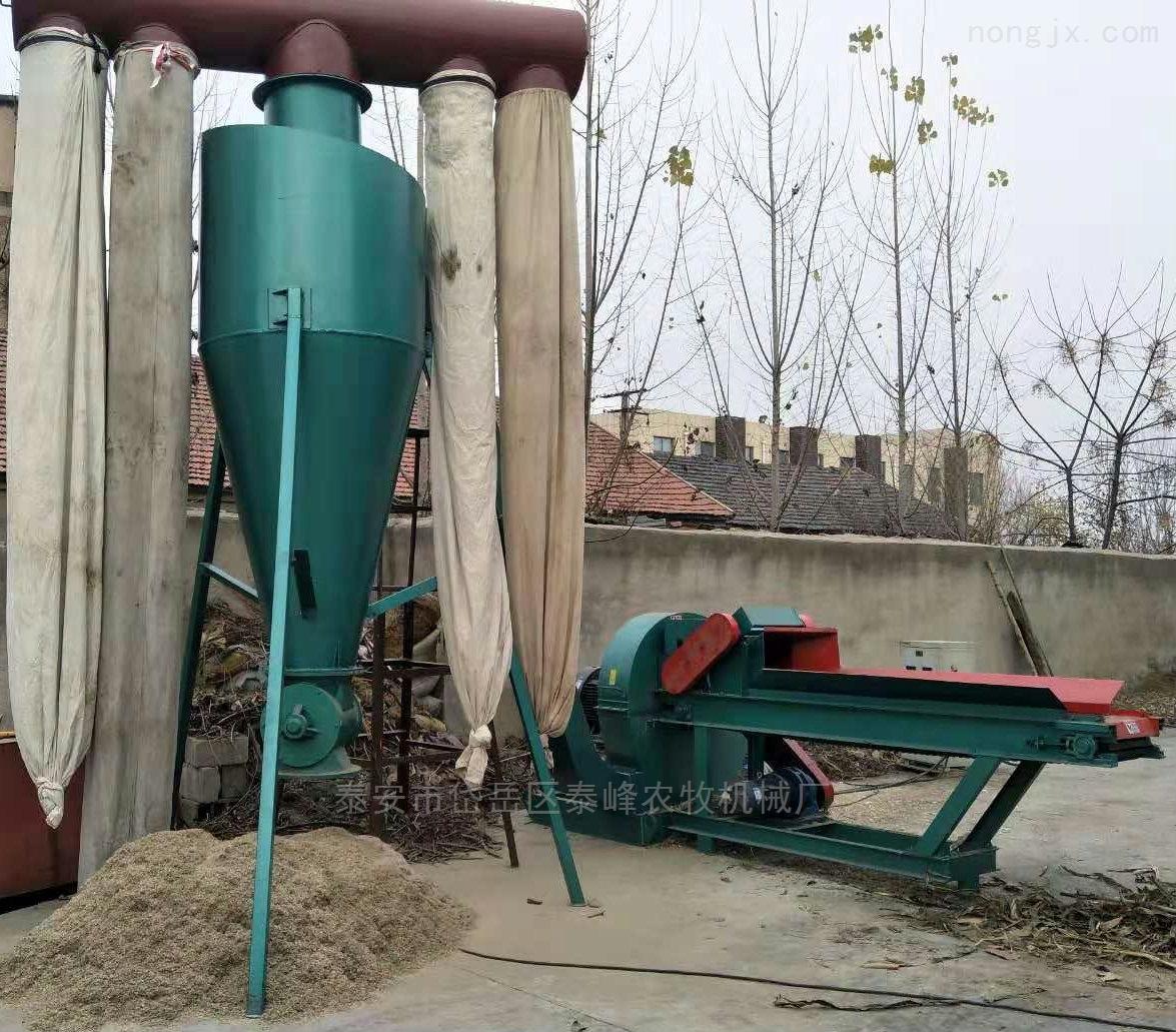 八鹰2019新型农作物秸秆粉碎设备环保除尘