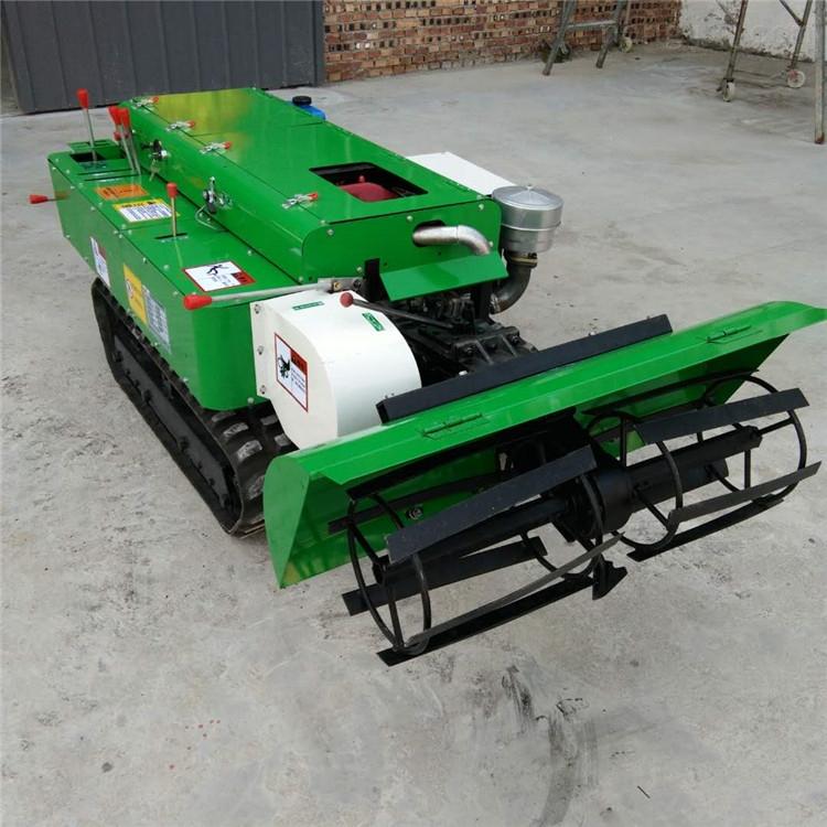 RZ-KG-28-果园施肥开沟机 大棚用施肥机 履带式旋耕机
