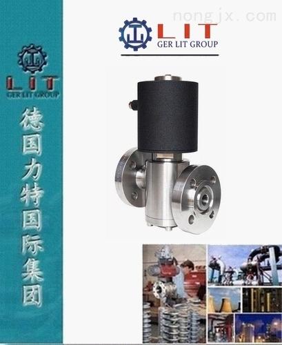 进口水用高压电磁阀 德国力特LIT品牌