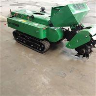 35马力柴油动力施肥回填机 履带松土除草机