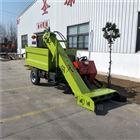 QF-2刮板自吸式清粪车