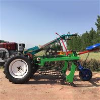 拖拉机悬挂式大蒜收获机手扶式多功能收蒜机