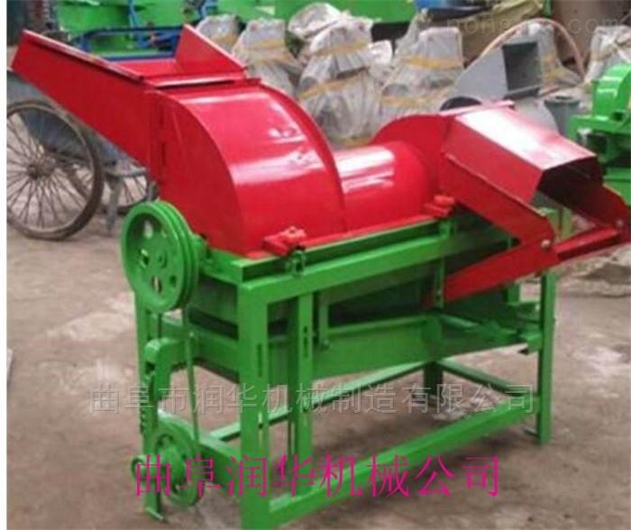 包頭黃豆谷子脫粒機 柴油機帶水稻打粒機