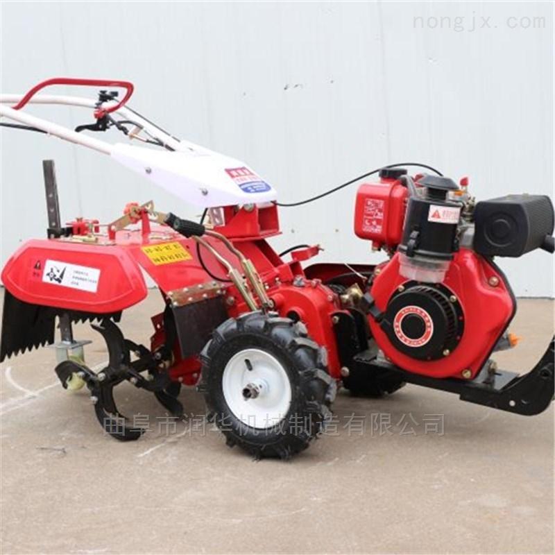 能爬坡的柴油微耕机 13马力除草耕地机