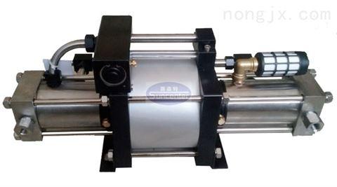 气动液体增压机
