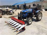 手扶式牧草割曬機 拖拉機前置芝麻收割機