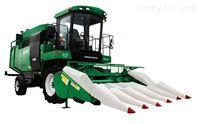 自走式玉米联合收获机