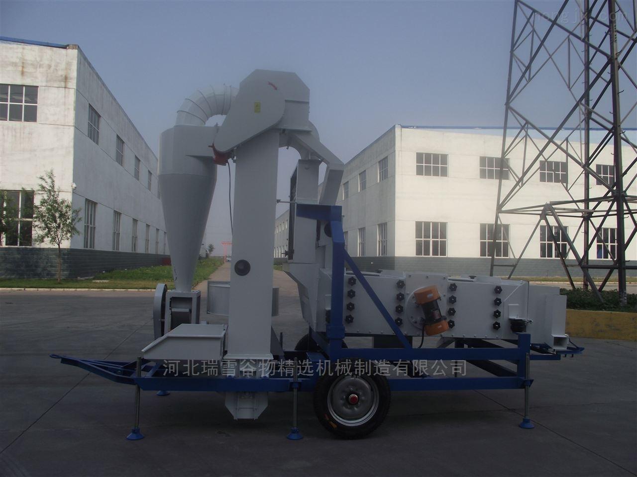 农用5XZF-20DS复式精选机