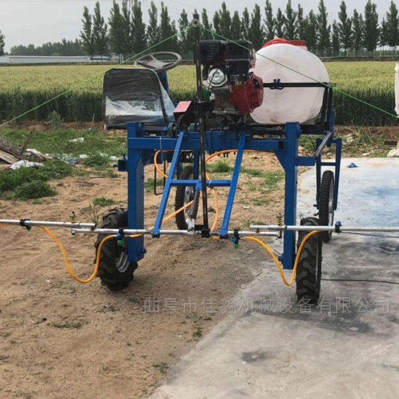 汽油机带喷雾器价格 手推汽油四冲程消毒机