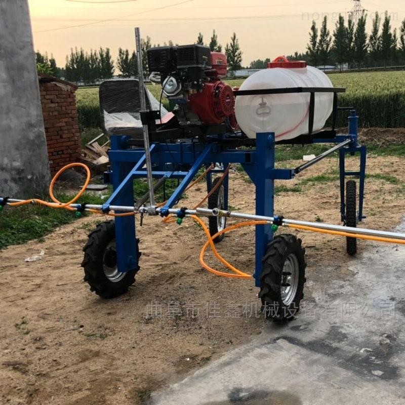 风送式柴油果园喷药机 果树拉管式打药机