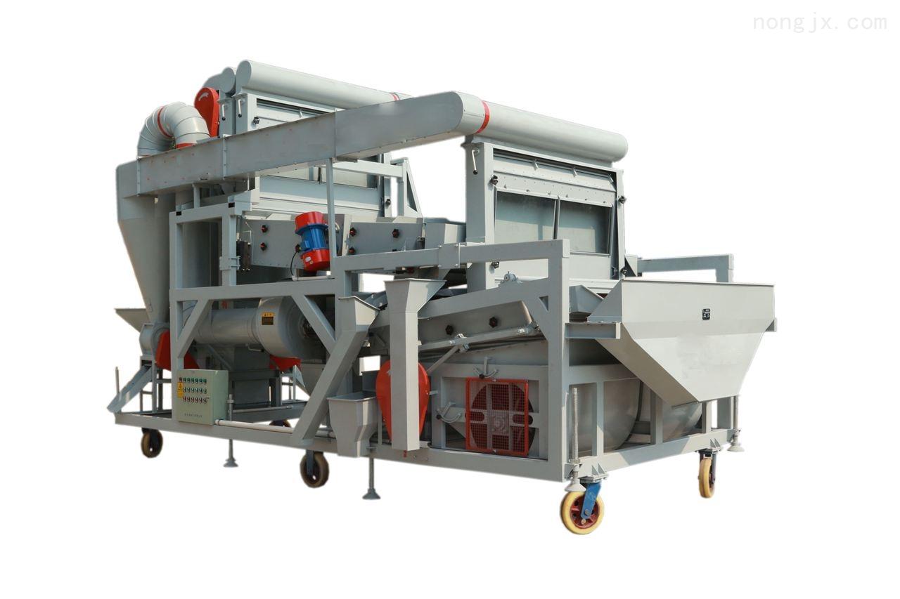 大產量高精度復式精選機 小麥種子清選機