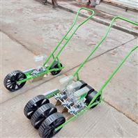 汽油自走式播菜籽机 手推电动生菜播种机