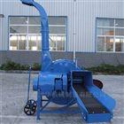 干湿稻草秸秆铡草机 饲料加工粉碎揉丝机